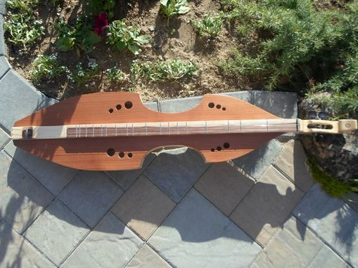 Custom Made Sierra Nevada Mountain Dulcimer
