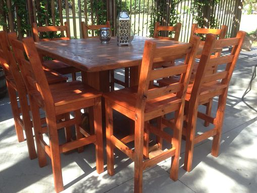 Custom Made Dining Tables And Sets
