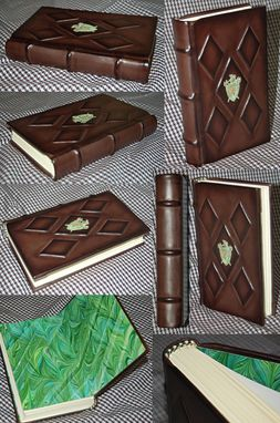 Custom Made Constable Hinsley's Tracking Journal