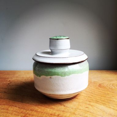 Custom Made Lidded Jars For Treasures