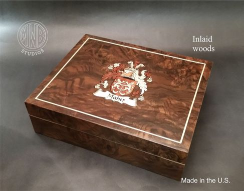 Custom Made Humidors Handcrafted In The U.S.  Hd24