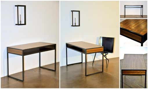 Custom Made Steel Chassis Desk