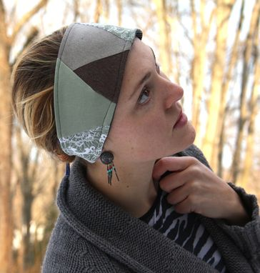 Custom Made Althea Headband/Dreadwrap - One Size