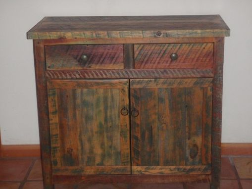 Custom Made Barnwood Server