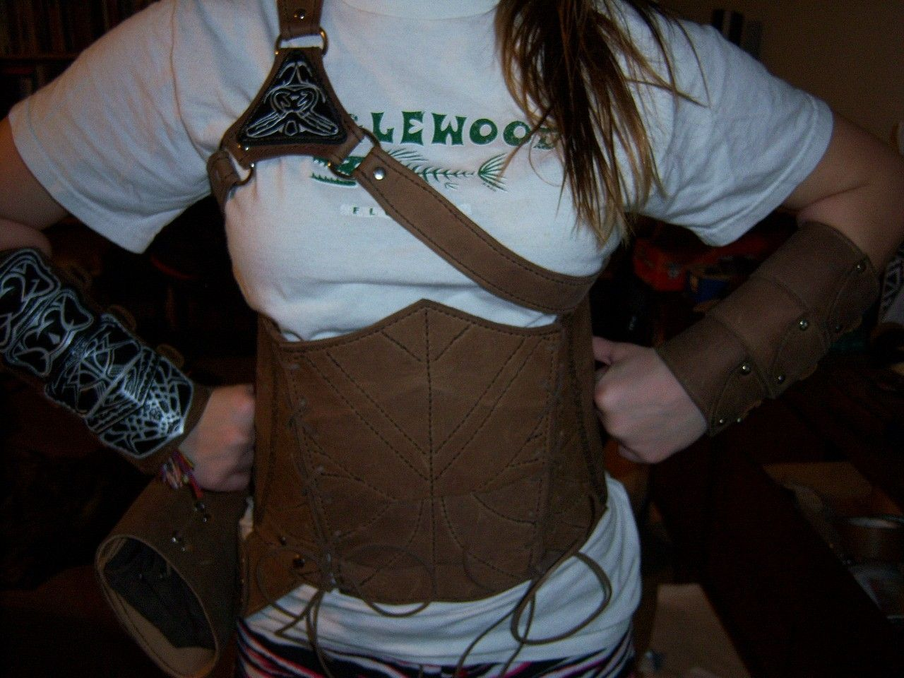 Custom Assassins Creed Outfit By Barbarian Leather Custommade Com
