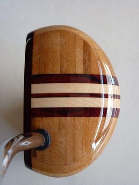 Custom Made Bamboo With Cocobolo  & Maple Accents