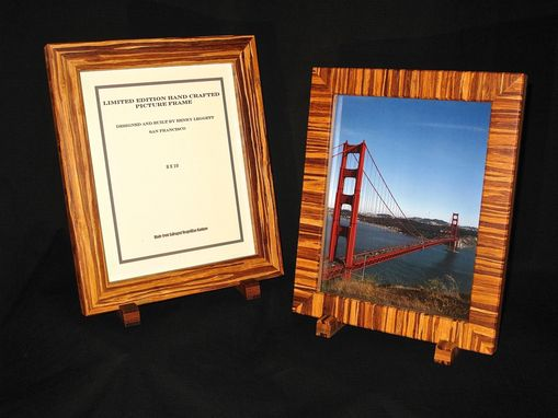 Custom Made Bamboo Frames