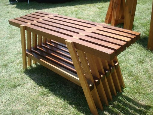 Custom Made Linear Bench