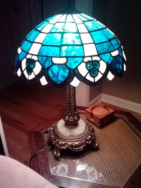 Custom Made Tiffany Lamp