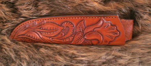 Custom Made Custom Hand Made Leather Knife Sheath