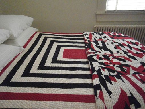 Custom Made Handcrafted Organic Cotton Quilts