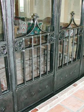 Custom Made Vision Of Alhambra Doors