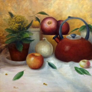 Custom Made Still Life And Floral Paintings