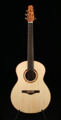 "Custom Made Simon Fay Guitars ""Modern Om"""