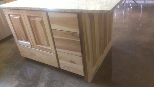 Custom Made Hickory Kitchen