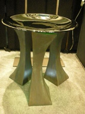 Custom Made Birdbaths - 2