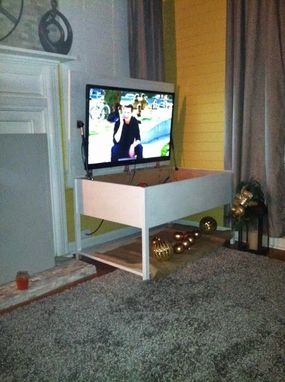 Custom Made Tv Media Cabinet