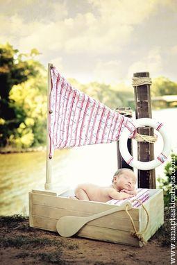 Custom Made Nautical Boat Set For Photographers