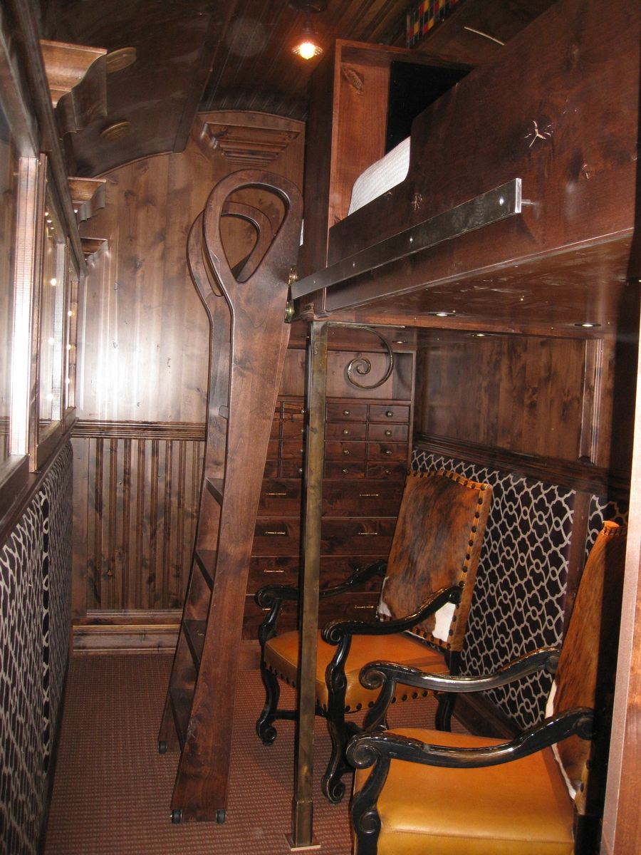 Hand Made Train Bunk Beds By Rusty Nail Design Inc Custommade Com