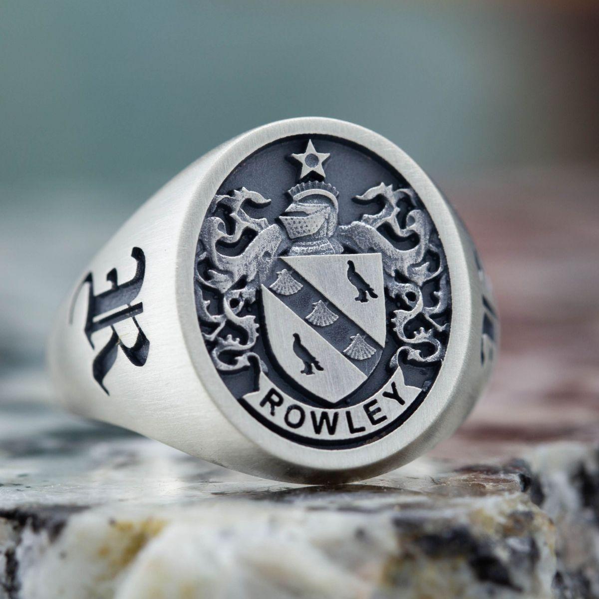 Family Coat Of Arms Design | Custom Family Crest Rings Design Your Own Coat Of Arms Ring