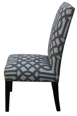 Custom Made Contemporary Custom Upholstered Dining Chair