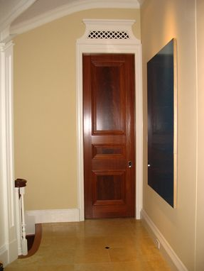 Custom Made Historically Accurate Doors