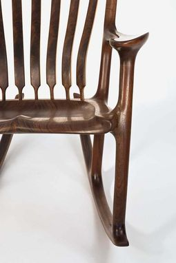 Custom Made George Washington Rocking Chair