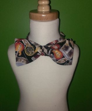 Custom Made Musical Instruments Bow Tie