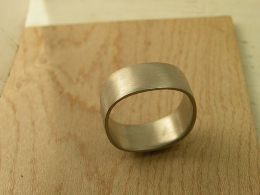 Custom Made Simple Wedding Bands
