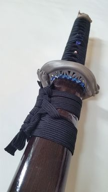Custom Made Tiger Katana