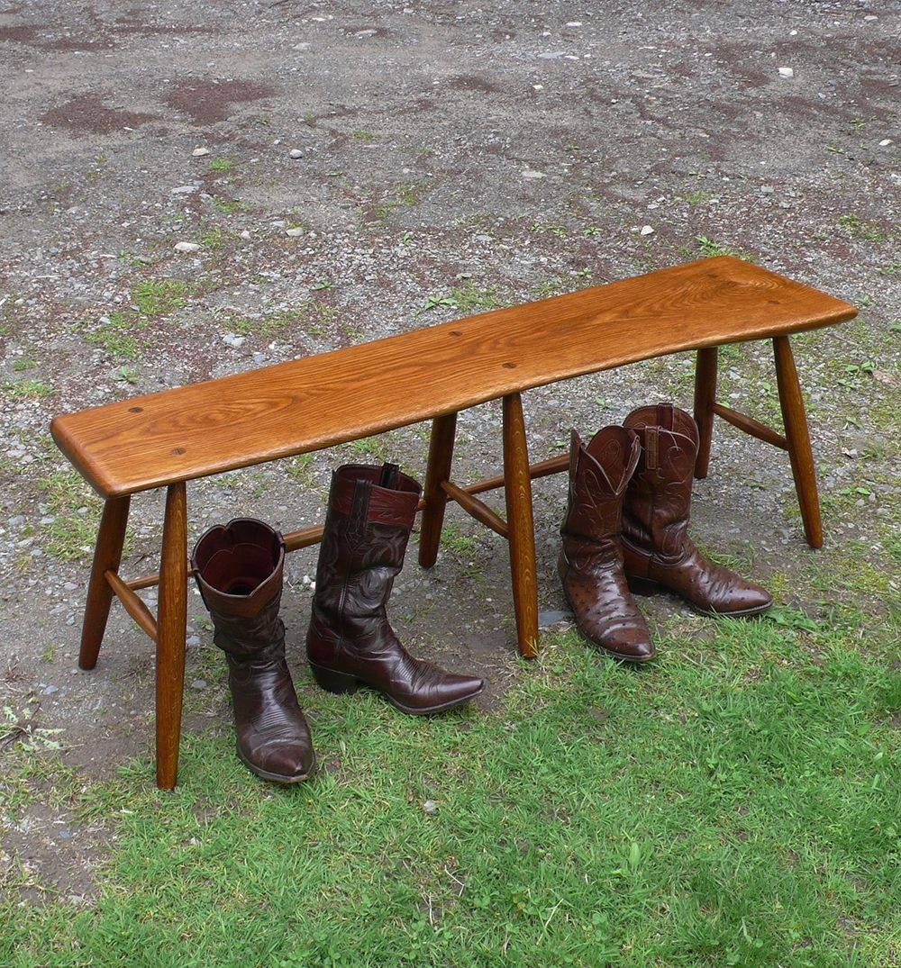 Benches Dining Table: Buy Hand Crafted Live Oak Bench