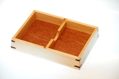 Custom Made Box No. 2 - Small Wooden Box With Lid