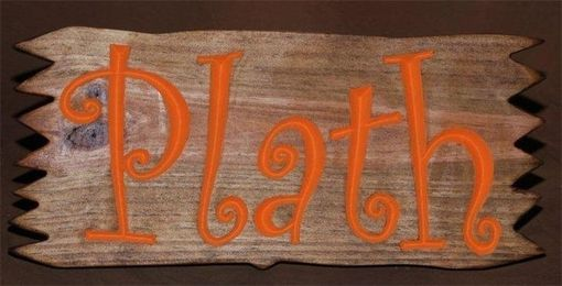 Custom Made Custom Rustic Name Sign