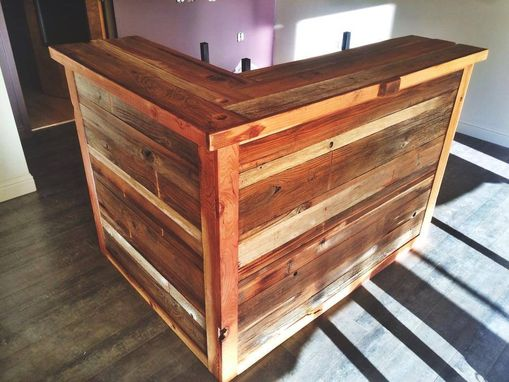 Custom Made Bars, Potting Benches, And More