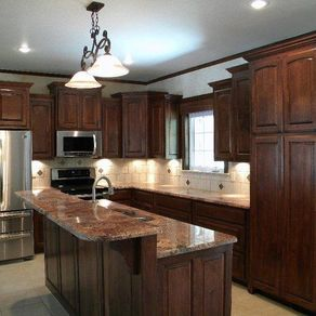 Custom Made Kitchen Cabinets custom kitchen cabinets | custommade