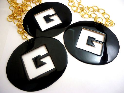 Custom Made Company Logo Award Necklaces, Snoop Dog Style
