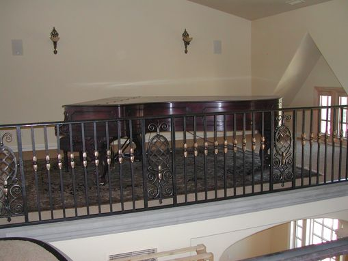 Custom Made Louis Xiv Railings