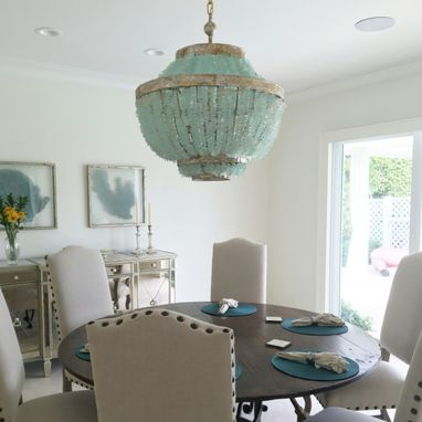 Custom Made Zar Chandelier