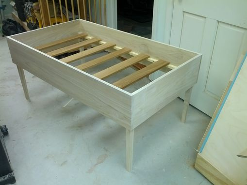 Custom Made Child's Primitive Bed