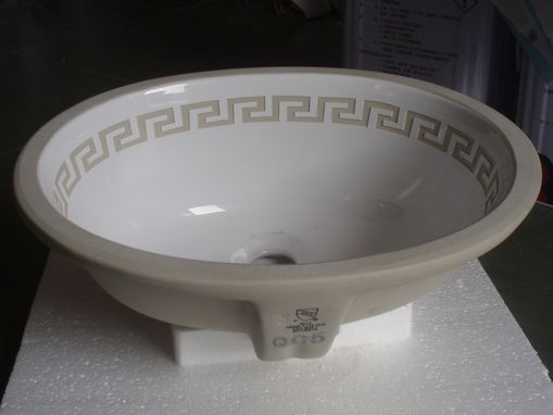 Custom Made Custom Bathroom Sinks