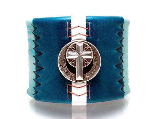 Custom Made Christian Blue