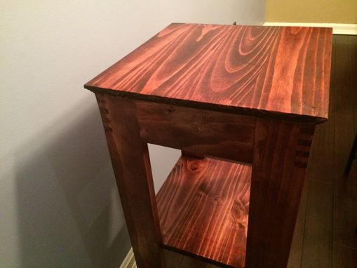 Custom Made Classic Collection: Shaker Night Stand