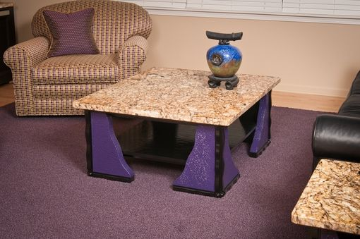 Custom Made Coffee Table & End Table