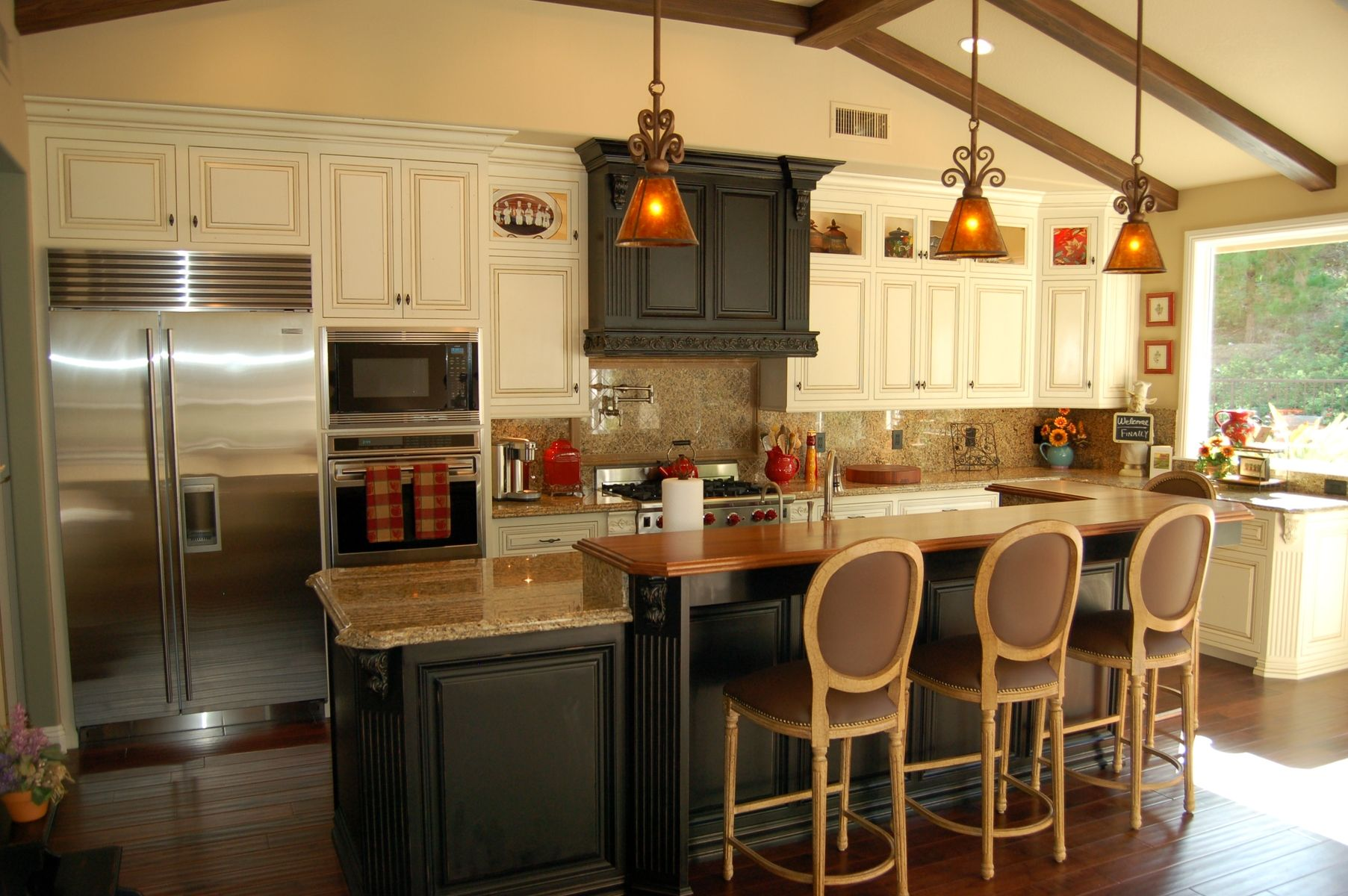 Custom Made Kitchen Cabinets mark sackman: westend custom cabinets | fontana, ca