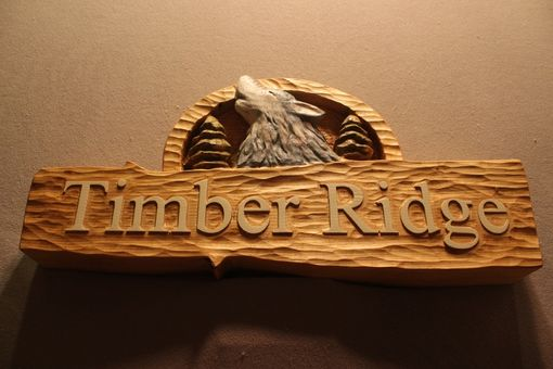 Wooden Signs Rustic