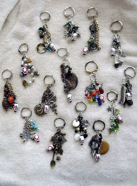 Custom Made Designer Keychains