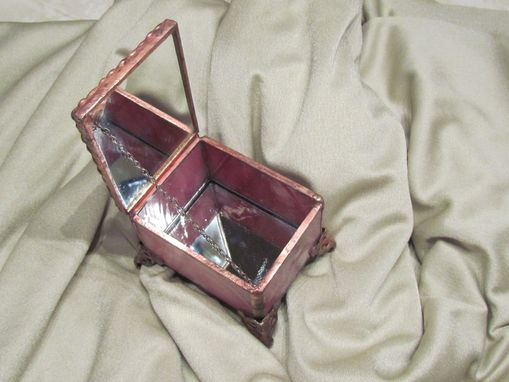 "Custom Made ""The Artist"" Jewelry Box"