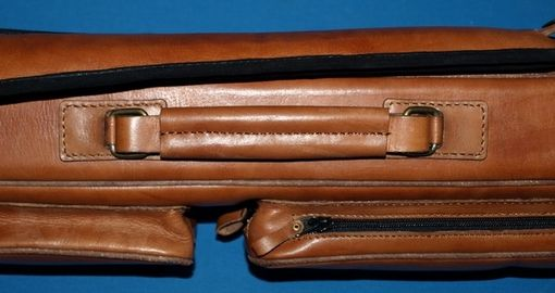 Custom Made Commer Leather Poolstick Case