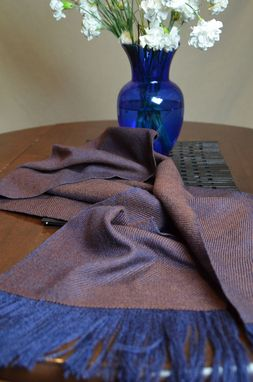 Custom Made Silk And Wool Scarves