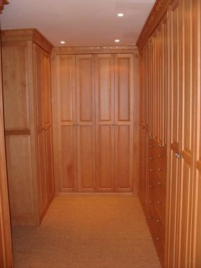 Custom Made Closet
